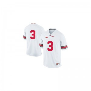 Michael Thomas For Men Jersey Limited OSU - White