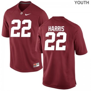 Alabama Najee Harris Limited For Kids Jerseys - Red