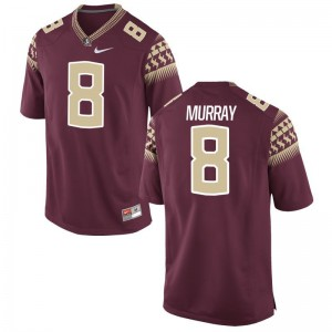 FSU Alumni Nyqwan Murray Limited Jerseys Garnet Mens