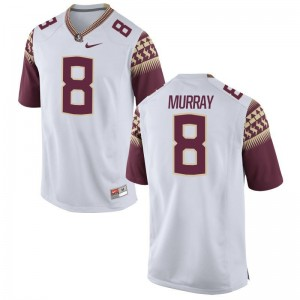 Nyqwan Murray FSU Limited Mens Jerseys Mens XL - White