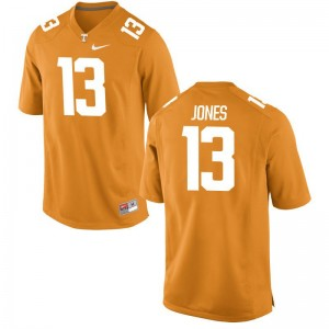 UT Jerseys Sheriron Jones For Men Limited - Orange