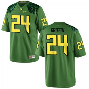 Taj Griffin UO Jersey X Large Limited For Men - Apple Green