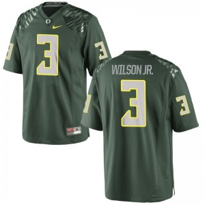 UO Terry Wilson Jr. Limited For Men Jersey - Green