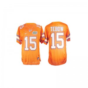 University of Florida Tim Tebow Jersey Men XL Men Orange Limited