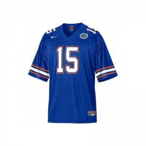 Florida Tim Tebow Jerseys X Large Blue For Kids Limited