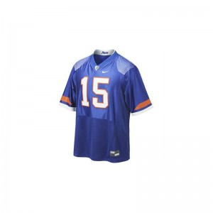 Tim Tebow University of Florida Youth(Kids) Jersey Blue Pro Combat High School Limited Jersey