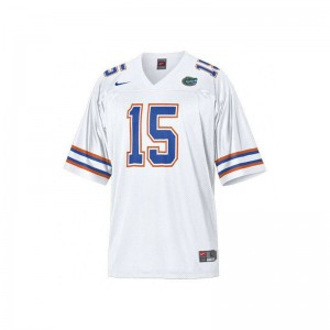 Tim Tebow For Kids White Jerseys Youth Small University of Florida Limited