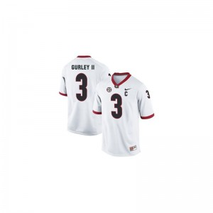 UGA Limited Todd Gurley Men Jersey Mens XXL - White