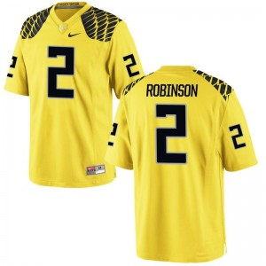 UO Tyree Robinson Jersey Limited Men Jersey - Gold