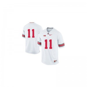Vonn Bell Jerseys Ohio State Buckeyes White Limited For Men Stitched Jerseys