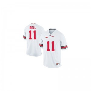 Ohio State For Kids Limited Vonn Bell Jerseys X Large - #11 White