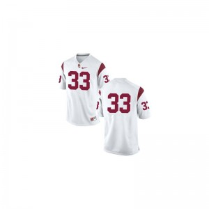 USC Marcus Allen Limited Youth Jersey - #33 White