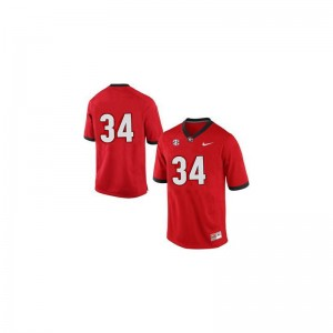 UGA Bulldogs Herschel Walker Jersey Youth XL Youth(Kids) Limited - #34 Red