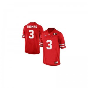 Michael Thomas For Kids Jersey X Large Limited OSU - #3 Red Diamond Quest 2015 Patch