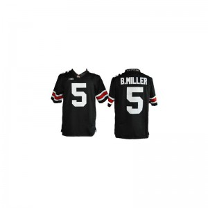 Ohio State Braxton Miller Limited Youth Jersey Youth X Large - #5 Black