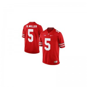Ohio State Buckeyes Jersey Youth Medium Braxton Miller Limited Youth - #5 Red
