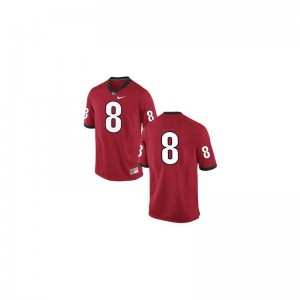 A.J. Green Jersey Georgia #8 Red Limited Youth(Kids) Stitched Jersey